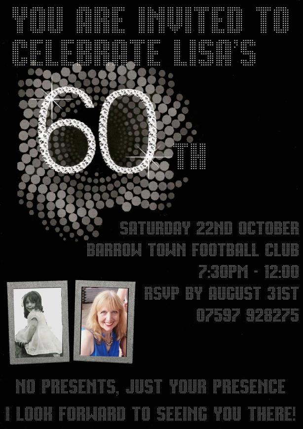 Lisa's 60th invite final